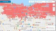 Ini Peta Proyeksi Jakarta Tenggelam 2030