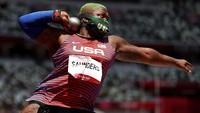 Jangankan Corona, Lawan Juga Keder Lihat Masker Atlet Olimpiade Satu Ini