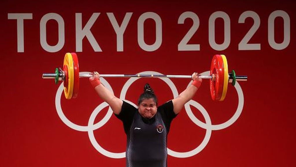 Aksi Nurul Kamal di Olimpiade Tokyo yang Alami Body Shaming Setibanya di Tanah Air