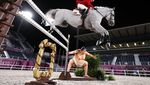 Wujud Patung Pesumo yang Bikin Kuda di Olimpiade Tokyo Gagal Fokus