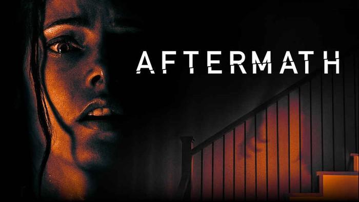 Poster film Aftermath (Netflix).