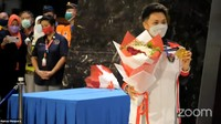 Kontingen Indonesia Akan Bertemu Presiden, tapi Karantina Dulu