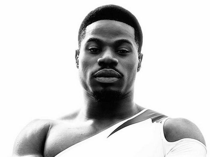 Atlet Lari Liberia Emmanuel Matadi di Olimpiade Tokyo 2020