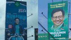 PKB Bakal Tentukan Nama Panggung Muhaimin Iskandar Supaya Baliho Seragam