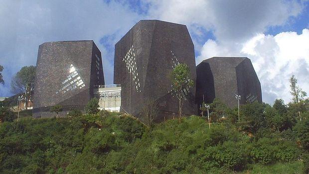 Biblioteca España, Medellin, Kolombia