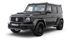 Gagahnya Brabus Mercedes-AMG G63 2020, SUV Rp 10 M yang Dipamerin Ronaldo