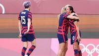 Sepakbola Putri Olimpiade Tokyo: AS Rebut Perunggu Usai Kalahkan Australia