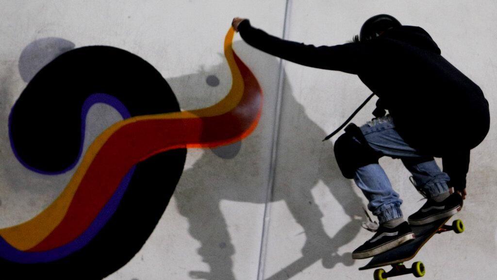 Demam Olimpiade 2020, Anak-anak Brasil Keranjingan Main Skateboard