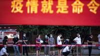 China Totalitas Halau COVID-19 Sampai Lockdown Seisi Kota