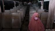 Gegara Corona, Penumpang Bus Kampung Rambutan Turun 90%