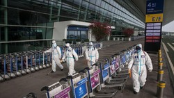 Situasi di Wuhan Usai Merebaknya Virus Covid-19 Varian Delta