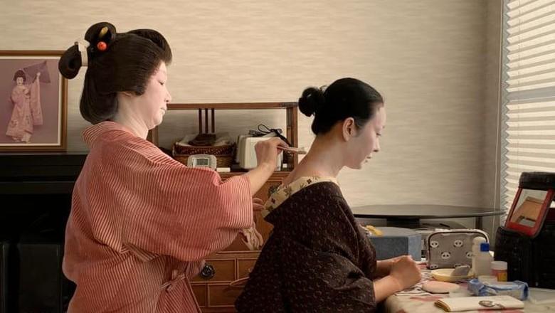 Geisha di Tokyo, Jepang