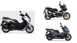 Harga Yamaha Nmax, Honda PCX, Honda ADV Agustus 2021, Siapa yang Naik?