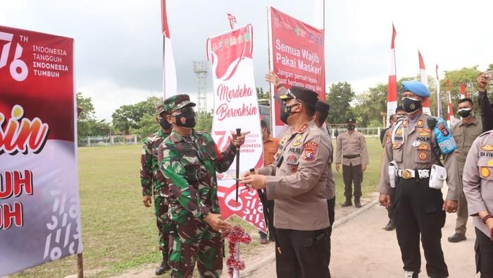 Kapolda Kalteng Irjen Pol Dr Dedi Prasetyo
