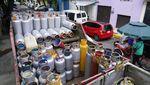 Warga Meksiko Kelabakan Tak Bisa Masak Gegara Krisis Gas Elpiji