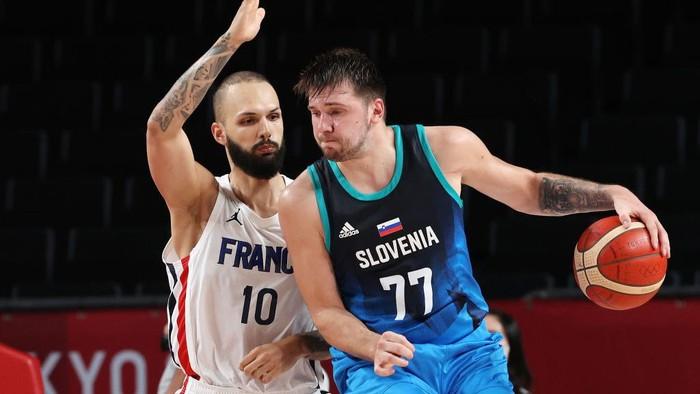 Basket Olimpiade Tokyo 2020: Tundukkan Slovenia, Prancis Jumpa AS di Final