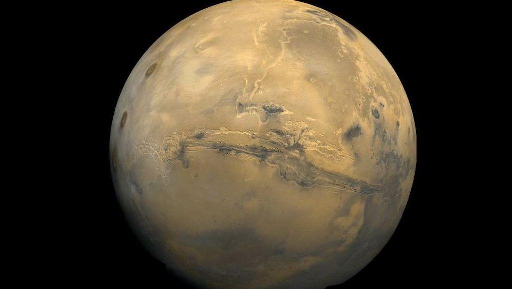 Tugas Para Kru NASA yang Bakal Ikut Simulasi Hidup di Mars