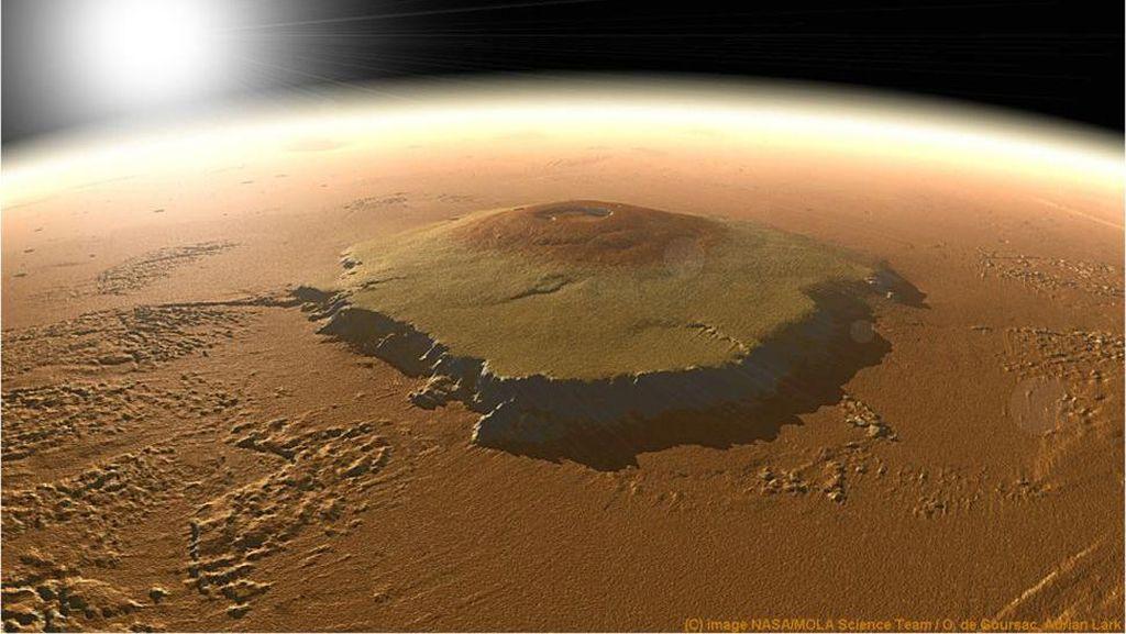 Begini Wujud Sampel Batuan Mars yang Dikumpulin Perseverance NASA!
