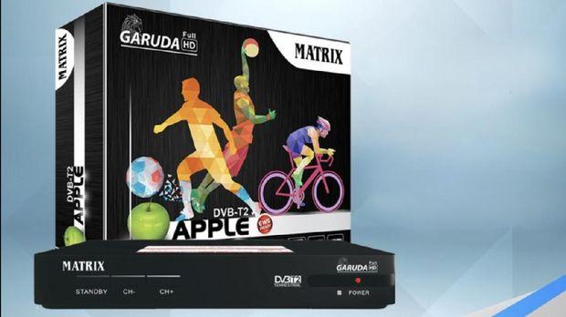 Matrix Apple