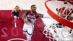Melaju ke Final, Tim Basket AS Siap Sabet Medali Olimpiade 2020