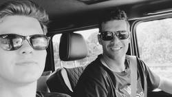 Kabar Duka, Putra Kedua Michael Ballack Meninggal karena Kecelakaan