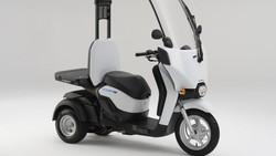Honda Vietnam Bakal Jual Motor Listrik Roda Tiga Berkanopi, Intip Speknya