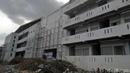 Pembangunan Pasar Pelita Mangkrak, DPRD Sukabumi: Hampir 100%