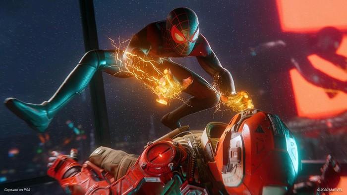 Pemain Habiskan Total 11 ribu tahun Memainkan Spider-Man: Miles Morales