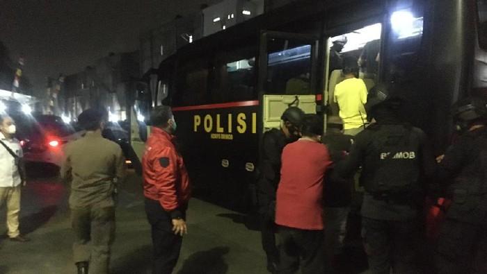 Pemindahan narapidana bandar narkoba dari Lampung ke Nusakambangan