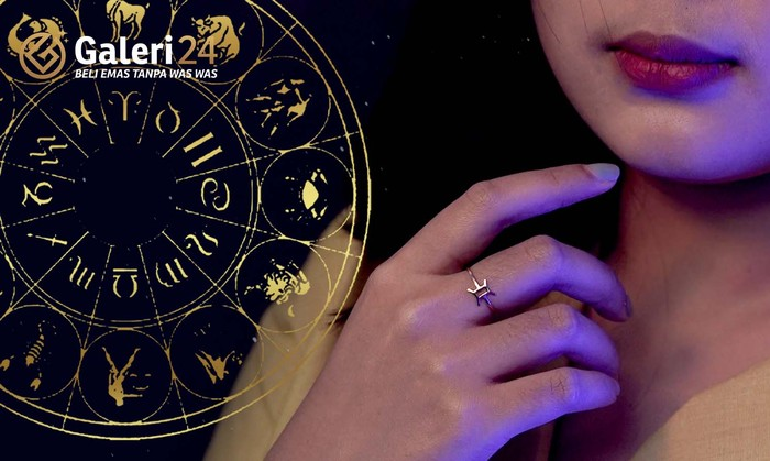 Perhiasan Berdasarkan Zodiak