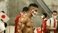 8 Foto Atlet Taekwondo Ganteng dari Tonga yang Curi Atensi di Olimpiade Tokyo