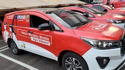 Polres Jaksel Luncurkan Vaksin Merdeka Mobile, Bisa Layani Vaksin Malam Hari