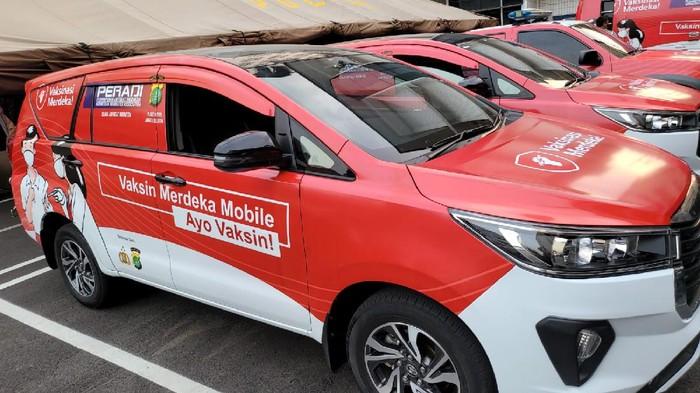 Polres Jaksel luncurkan vaksin merdeka mobile (Dok.Polres Jaksel)