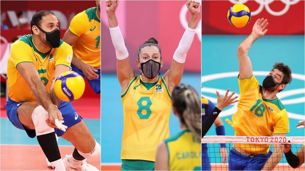Prokes Maksimal ala Atlet Olimpiade! Tetap Mask On Meski Lagi Tanding