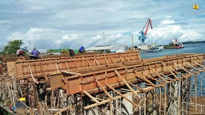 Proyek jalan lingkar luar Bengkulu