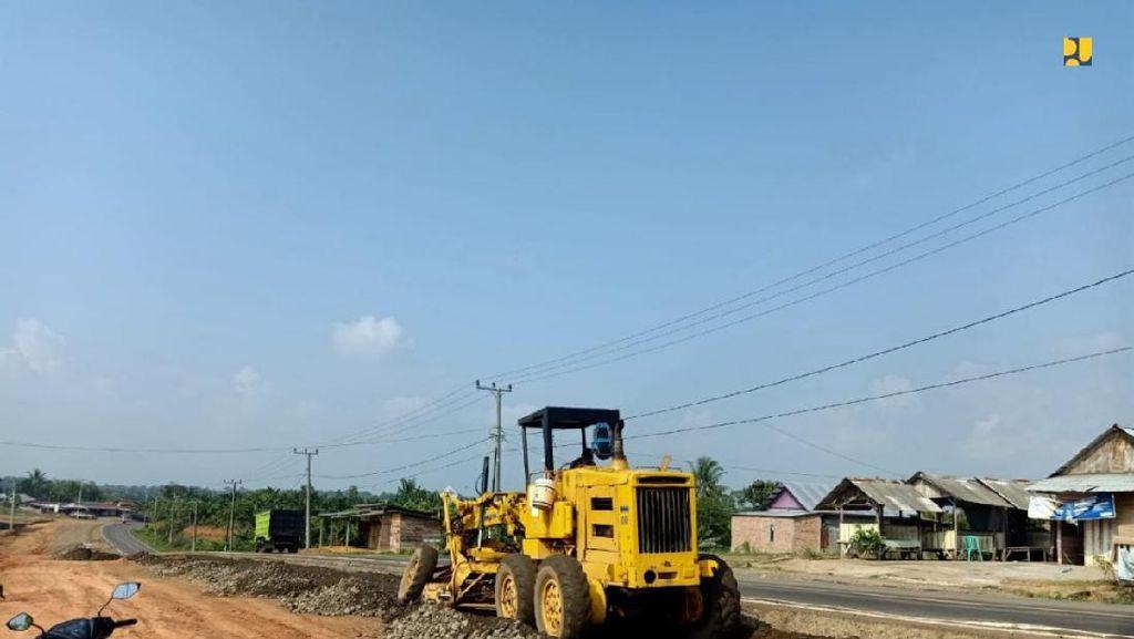 Bengkulu Outer Ring Road Dikebut, Target Kelar Akhir 2021