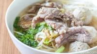 Resep Bihun Kuah Daging dan Bakso yang Gurihnya Nagih