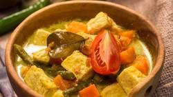 Resep Sayur Kari Tahu Sederhana yang Gurih Berempah