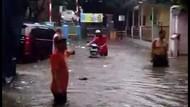 Diguyur Hujan Deras, 2 Ribu Rumah Warga di Merak Banten Terendam Banjir