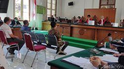 Lagi, Saksi Kontraktor Ungkap Sumbang Rp 1 M untuk Masjid Lewat Nurdin