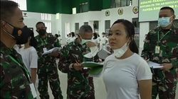 Canda Wanita Bikin Mantan Menyesal dengan Daftar Jadi Tentara