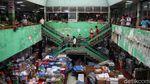 Sidak Pemeriksaan Kartu Vaksin Sasar Pasar Tradisional di Jakut