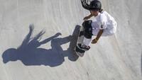 Lebih Dekat dengan Kokona Hiraki,  Bocah 12 Tahun yang Raih Medali Olimpiade