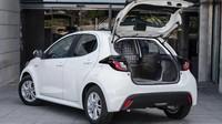 Toyota Yaris Ecovan, Mobil Hatchback Angkut Barang dengan Bagasi Luas 720 Liter