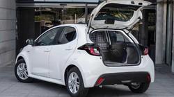 Toyota Yaris Ecovan, Mobil Hatchback Angkut Barang dengan Luas Bagasi 720 Liter