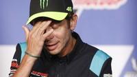 Rossi Pensiun Jadi Trending Twitter, Fans Sedunia Ucap Perpisahan