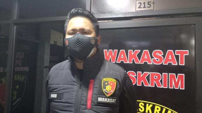 Wakasat Reskrim Polres Metro Jakbar AKP Niko Purba (Dok.Polres Jakbar)