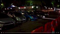 Hendak Balapan Liar di Senayan, 25 Mobil dan Motor Ditahan Polisi