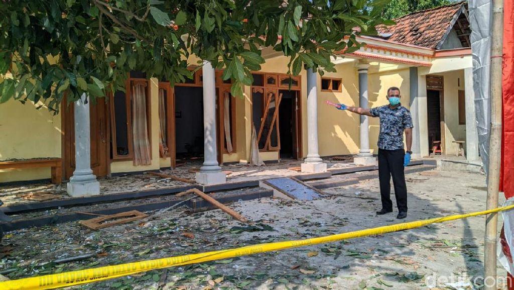 Balon Udara Bawa Petasan Meledak di Ponorogo, 3 Rumah dan 1 Sekolah Rusak