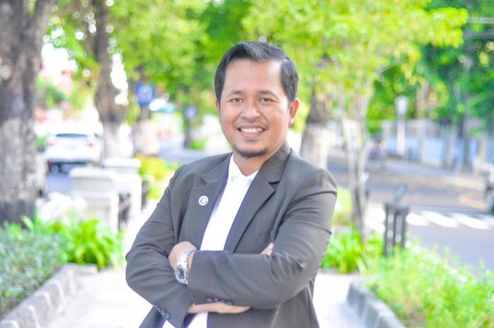 Faruq Ibnul Haqi Koordinator PPI Dunia 2021-2022